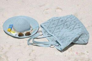 Kağıt İp Plaj Çantası Yapımı 16