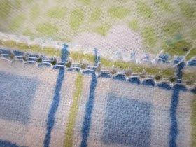 Pazen Battaniye Kenarı Tığlama 10