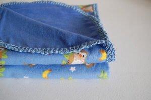 Pazen Battaniye Kenarı Tığlama 5