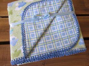 Pazen Battaniye Kenarı Tığlama 8