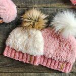 Peluş Şapka Modelleri ve Yapılışları 17