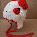 Peluş Şapka Modelleri ve Yapılışları 2