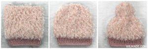 Peluş Şapka Modelleri ve Yapılışları 35
