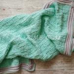 Tığ İşi Bebek Battaniye Modelleri ve Yapılışları