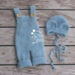 Yeni Doğmuş Bebek Örgü Modelleri 21