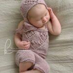 Yeni Doğmuş Bebek Örgü Modelleri 46