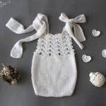 Yeni Doğmuş Bebek Örgü Modelleri 50