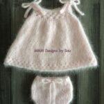 Yeni Doğmuş Bebek Örgü Modelleri 61