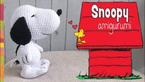 Amigurumi Snoopy Yapımı