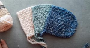 Bebek Şapkası Örgü Modelleri ve Yapılışı