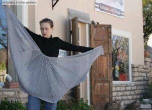 Kelebek Şal Yapılışı 2