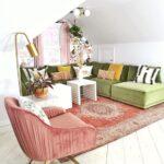Modern Oturma Odası Tasarımları Örnekleri 21
