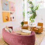 Modern Oturma Odası Tasarımları Örnekleri 32