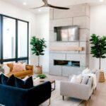 Modern Oturma Odası Tasarımları Örnekleri 36