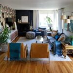 Modern Oturma Odası Tasarımları Örnekleri 42