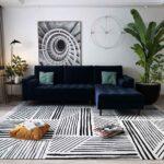 Modern Oturma Odası Tasarımları Örnekleri 45