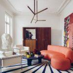 Modern Oturma Odası Tasarımları Örnekleri 48