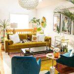 Modern Oturma Odası Tasarımları Örnekleri 53