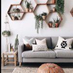 Modern Oturma Odası Tasarımları Örnekleri 54