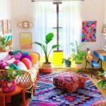 Modern Oturma Odası Tasarımları Örnekleri 56