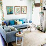 Modern Oturma Odası Tasarımları Örnekleri 57