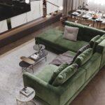 Modern Oturma Odası Tasarımları Örnekleri 61