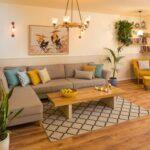 Modern Oturma Odası Tasarımları Örnekleri 62