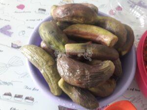 Salamura Patlıcan Turşusu Tarifi 1