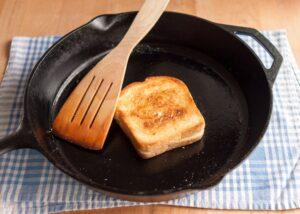 Tavada Ekmek Nasıl Kızartılır? 1