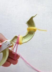Çiçekli Ponpon Nasıl Yapılır? 3