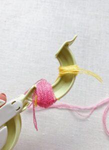 Çiçekli Ponpon Nasıl Yapılır? 5