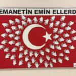 Cumhuriyet Bayramı 29 Ekim Pano Süsleme 16
