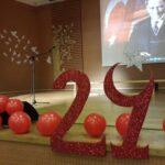 Cumhuriyet Bayramı 29 Ekim Pano Süsleme 17