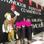 Cumhuriyet Bayramı 29 Ekim Pano Süsleme 1