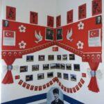 Cumhuriyet Bayramı 29 Ekim Pano Süsleme 26