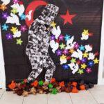 Cumhuriyet Bayramı 29 Ekim Pano Süsleme 2