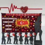 Cumhuriyet Bayramı 29 Ekim Pano Süsleme 38