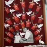 Cumhuriyet Bayramı 29 Ekim Pano Süsleme 8