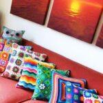 Dekoratif Yastık Modelleri 16