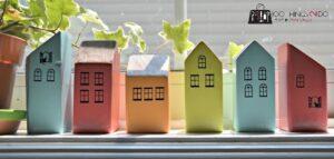 Dıy Minyatür Ev 9