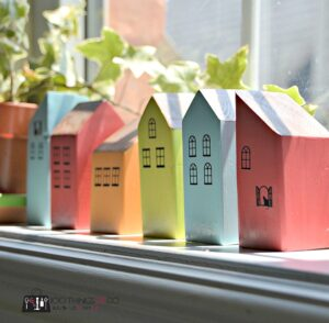 Dıy Minyatür Ev 4
