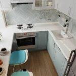 Küçük Mutfak Dekorasyon Fikirleri 13