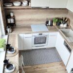 Küçük Mutfak Dekorasyon Fikirleri 23