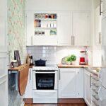 Küçük Mutfak Dekorasyon Fikirleri 2