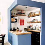 Küçük Mutfak Dekorasyon Fikirleri 32