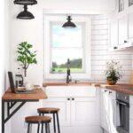 Küçük Mutfak Dekorasyon Fikirleri 38