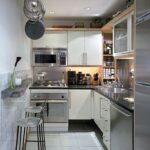 Küçük Mutfak Dekorasyon Fikirleri 3