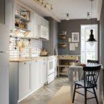 Küçük Mutfak Dekorasyon Fikirleri 46