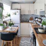 Küçük Mutfak Dekorasyon Fikirleri 7