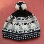 Örme Şapka Desenleri 9